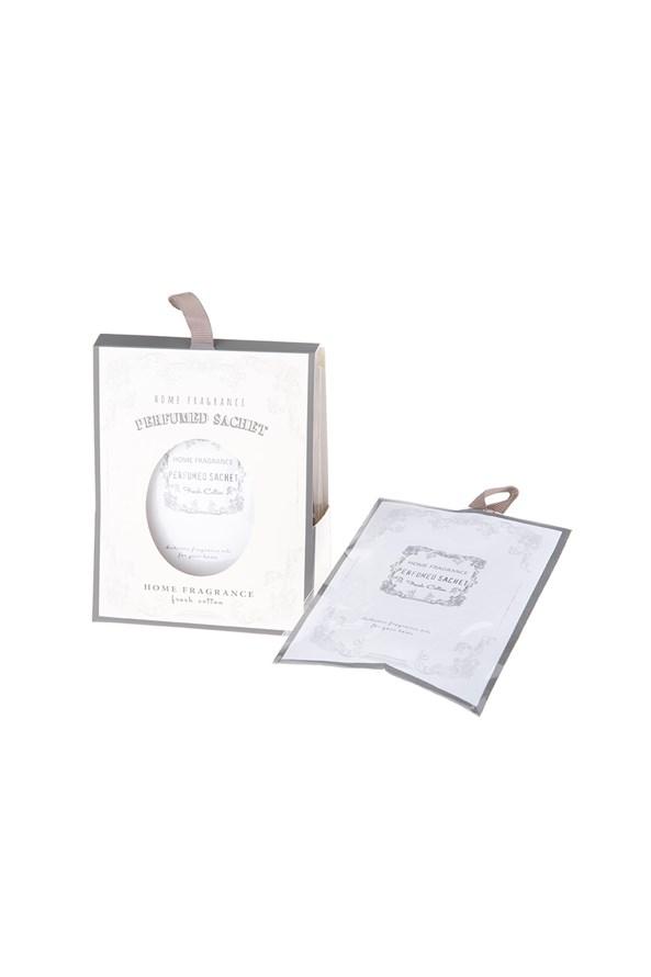 Vonné vrecúška s vôňou bavlny súprava 3 ks