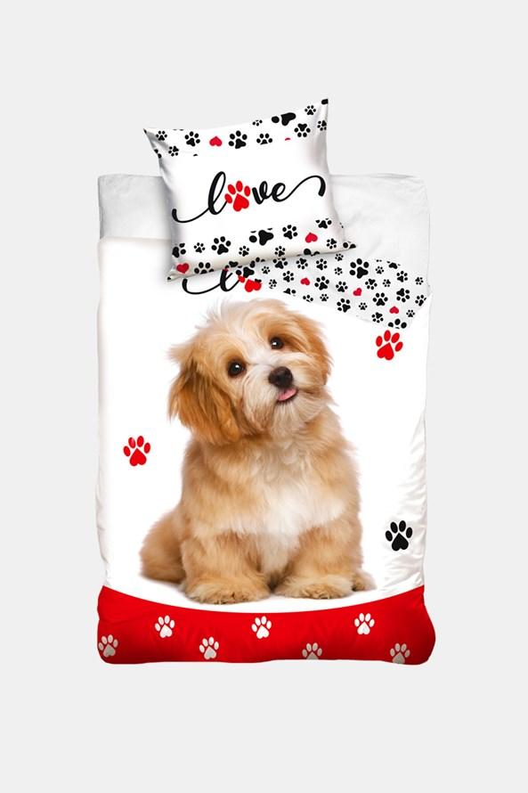 Detské obliečky Love dogs