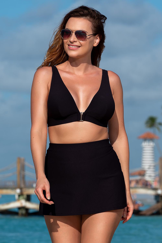 Rosme Plážová sukňa Ashley ČIERNA 36