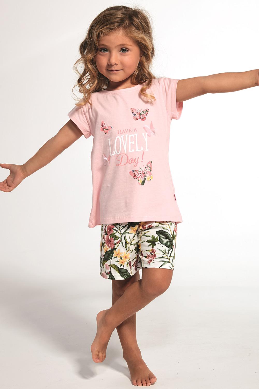 Cornette Dievčenské pyžamo Butterfly