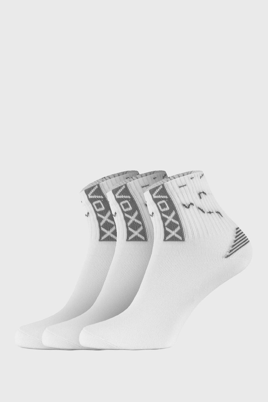 Univerzálne športové ponožky Codex 3 pack