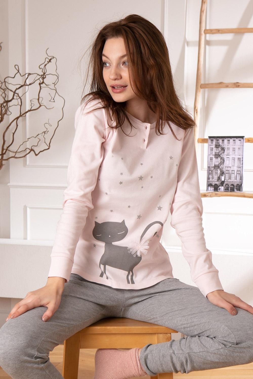 Dámske pyžamo Kitty