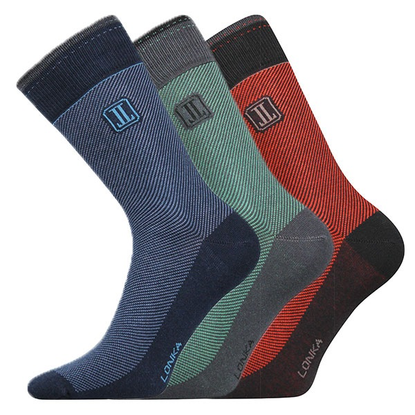 3 pack ponožiek Destrong B