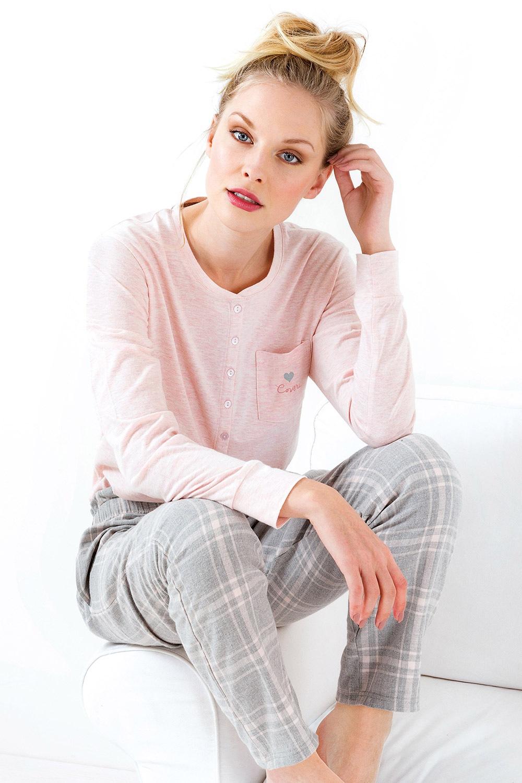 Dámske pyžamo Stella ružové
