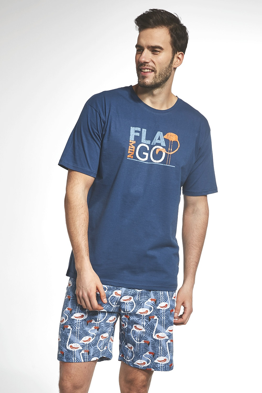 Pánske pyžamo Flamingo