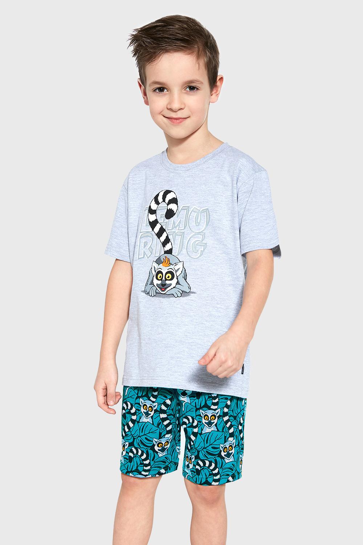 Cornette Chlapčenské pyžamo Lemuring
