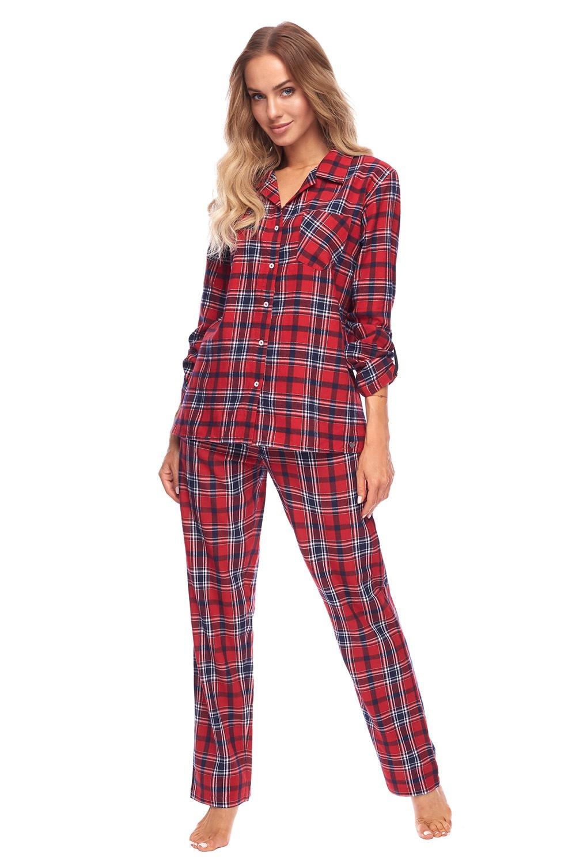 Dámske flanelové pyžamo Alena