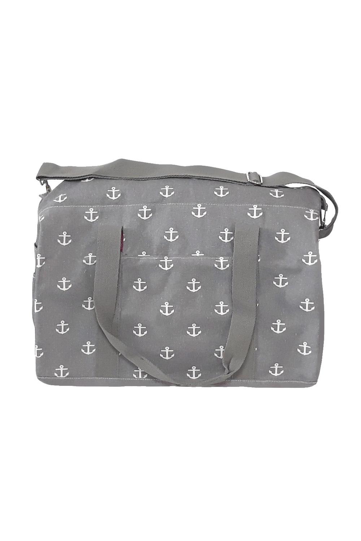 Veľká taška TR213 Grey